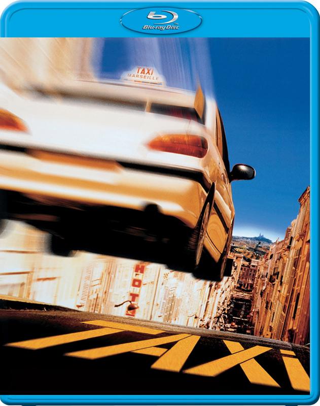 Такси (Blu-ray)