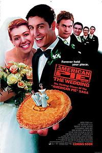 Новые DVD: Приключения: Американский пирог 3 Свадьба