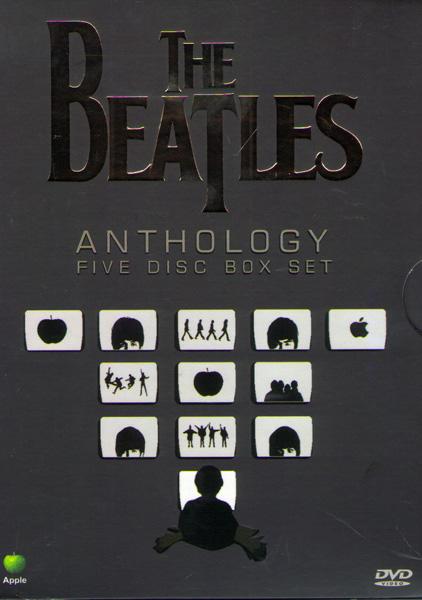 The Beatles Anthology (5 DVD)