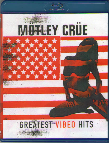 Motley Crue Greatest Video Hits (Blu-ray)
