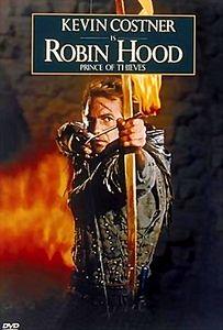 Кевин Костнер: Фильмография : Робин Гуд - принц воров