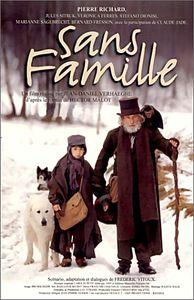Пьер Ришар: Фильмография : Без семьи