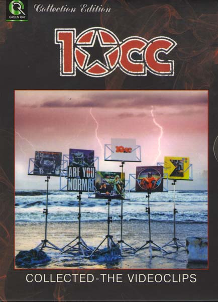 10CC Collected the Videoclips