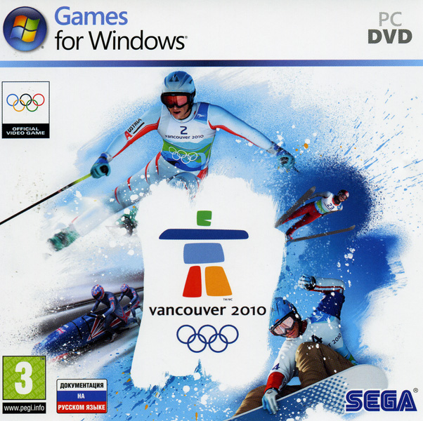 Vancouver 2010 (PC-DVD)