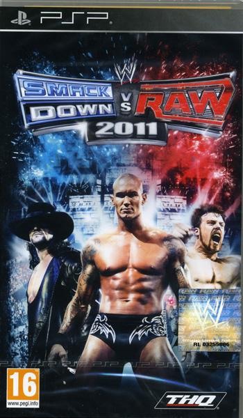 Smackdown vs Raw 2011 (PSP)
