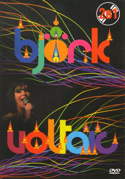 Bjork Voltaic Tour 2в1