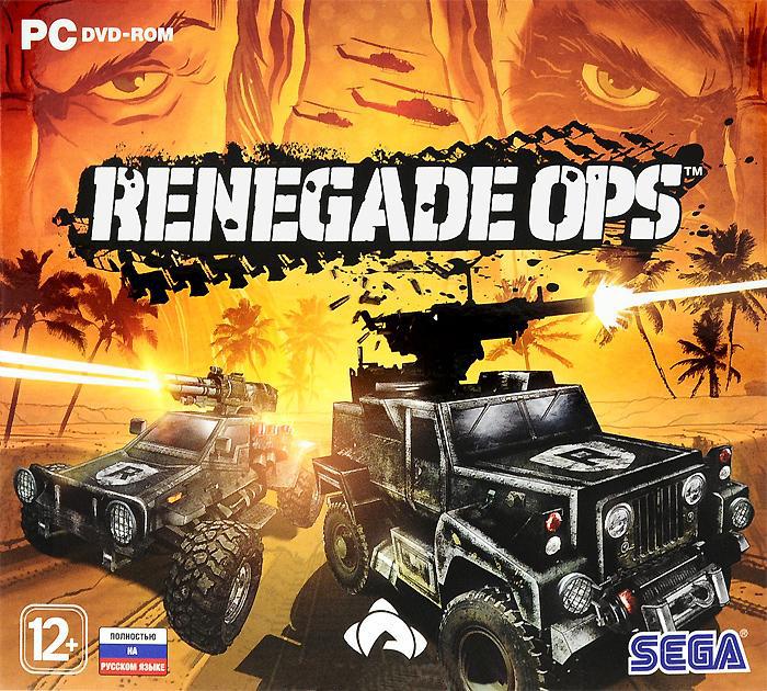 Renegade Ops (PC DVD)