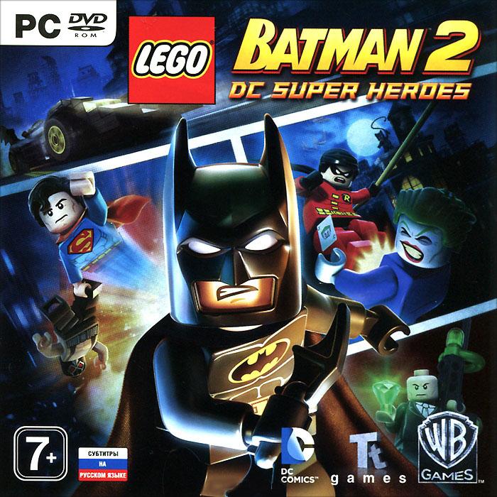 LEGO Batman 2 DC Super Heroes (PC DVD)