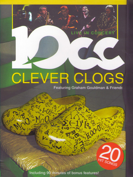 10СС  Clever Clogs Live