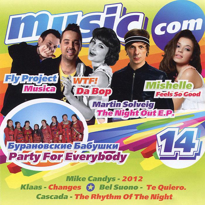Music Com 14 (CD)
