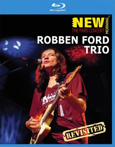 Robben Ford The Paris Concert (Blu-ray)