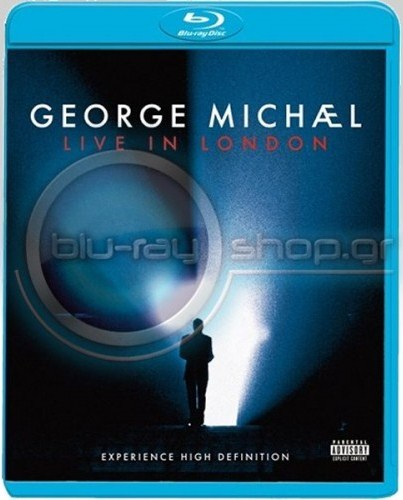 George Michael Live In London (Blu-ray)
