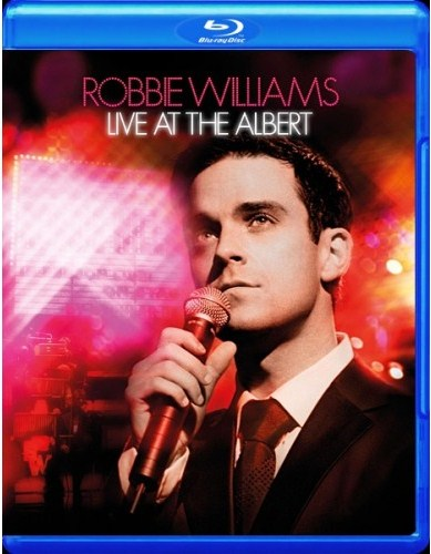 Robbie Williams Live At The Albert (Blu-ray)