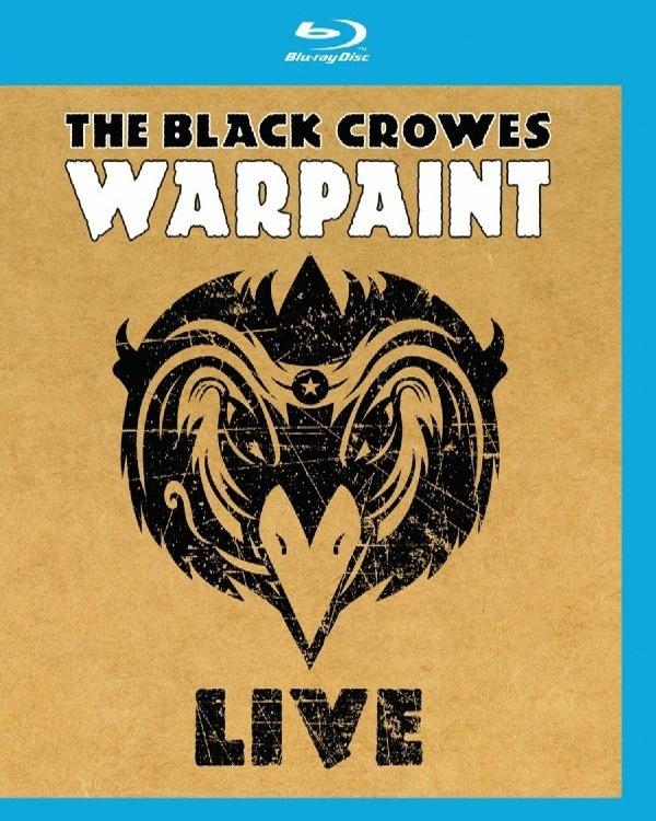 The Black Crowes Warpaint Live (Blu-ray)