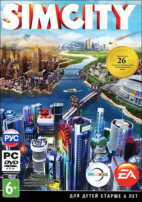 SimCity (DVD-BOX)