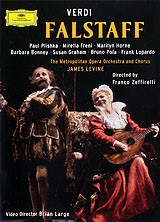 Levine James Verdi Falstaff