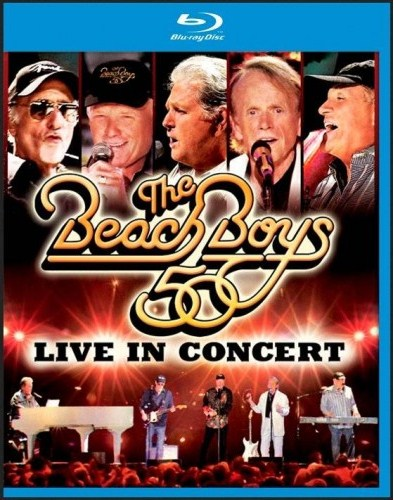 The Beach Boys Live in Concert 50th Anniversary (Blu-ray)