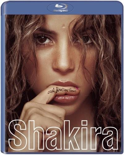 Shakira Oral Fixation Tour (Blu-ray)