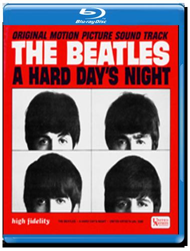 The Beatles A Hard Days Night (Blu-ray)