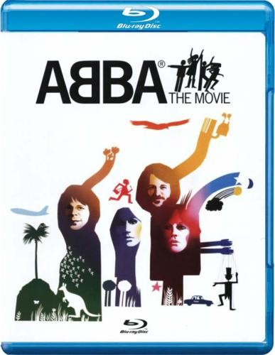 ABBA кинофильм (ABBA The Movie) (Blu-ray)