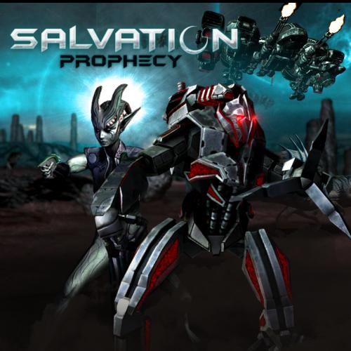 Salvation Prophecy Война Миров (PC DVD)