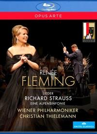Renee Fleming Live in Concert Salzburg Festival (Рене Флеминг Концерт на фестивале в Зальцбурге) (Blu-ray)