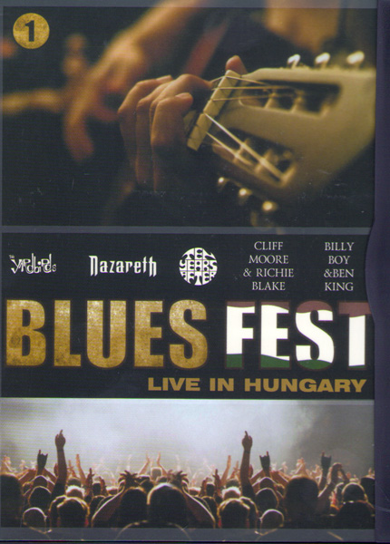 Blues Fest Live In Hungary