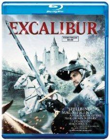 Экскалибур (Blu-ray)