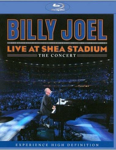 Billy Joel Live at shea stadium (Blu-ray)