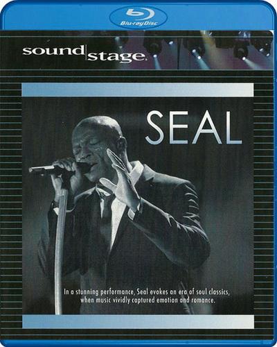 Seal Soundstagem (Blu-ray)