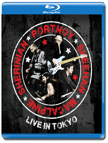 Portnoy Sheehan MacAlpine Sherinian Live in Tokyo (Blu-ray)