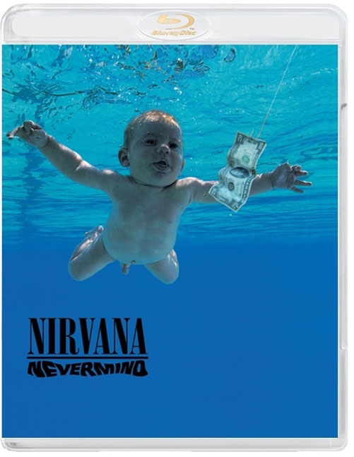 Nirvana Nevermind (Blu-ray)