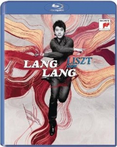 Lang Lang Liszt Now My Piano Hero (Blu-ray)