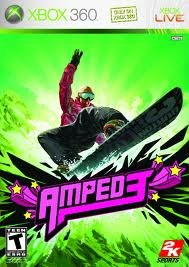 Софт и игры на DVD: Amped 3 (Xbox 360)