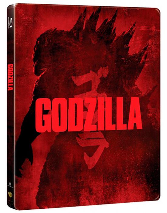 Годзилла 3D 2D (2 Blu-ray)