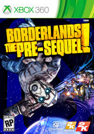 Borderlands The Pre Seque (Xbox 360)