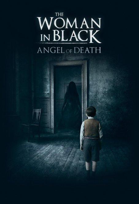 Женщина в черном 2 Ангелы смерти (Blu-ray)