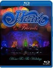Heart and Friends Home For The Holidays (Blu-ray)