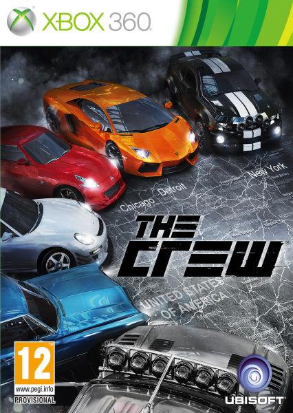 The Crew (2 Xbox 360)