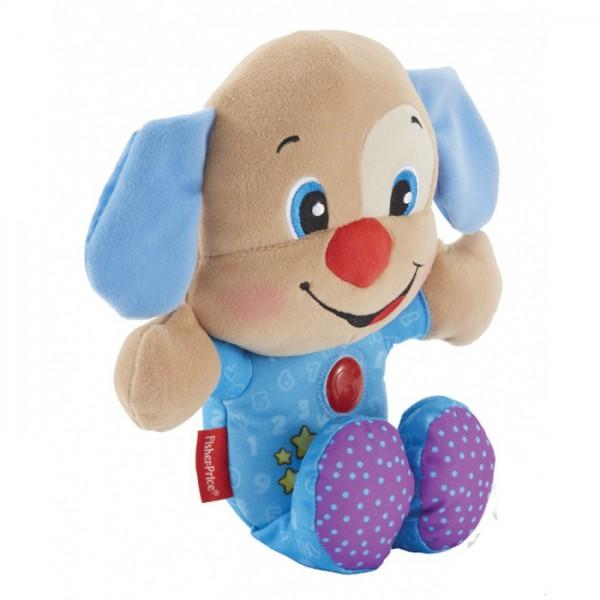 Fisher Price Смейся и учись игрушка для сна Ученый щенок