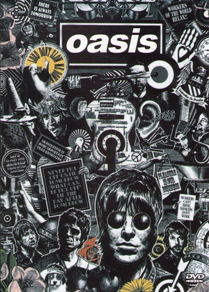 Oasis Lord don t slow me down (2 DVD)
