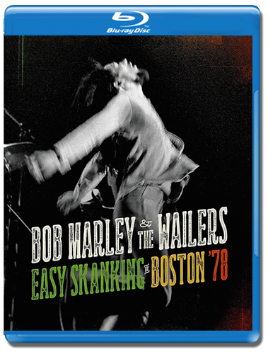 Bob Marley and The Wailers Easy Skanking In Boston 78 (Blu-ray)