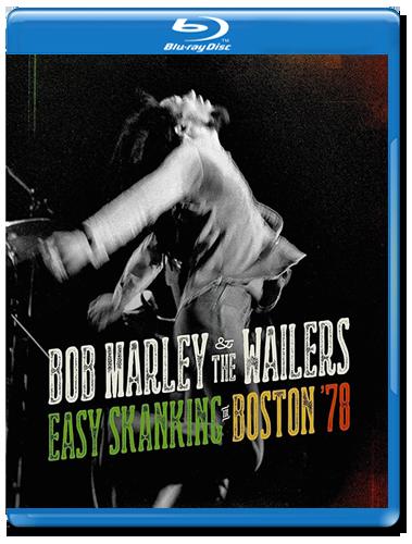 Bob Marley and The Wailers Easy Skanking In Boston 78 (Blu-ray)