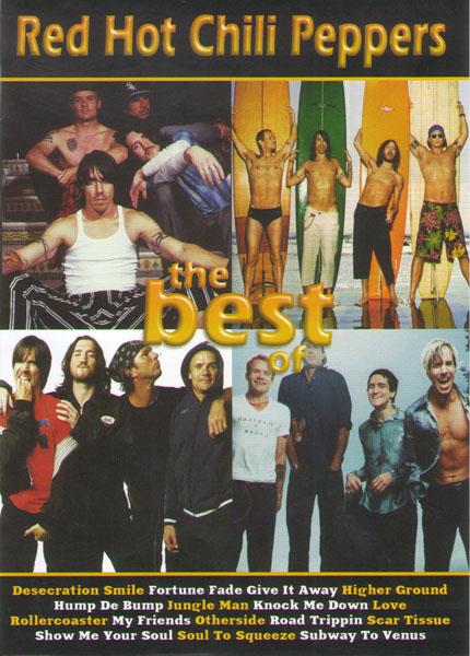 Red Hot Chili Peppers The best of (Клипы / Концерт на стадионе в Польше 2007)