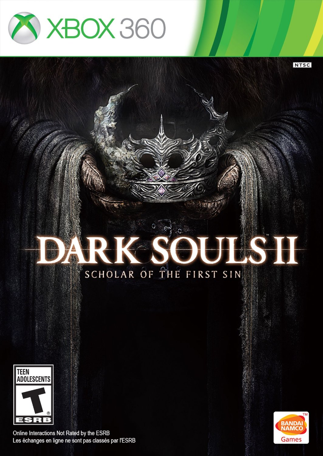 Dark Souls II Scholar of the First Sin (2 Xbox 360)