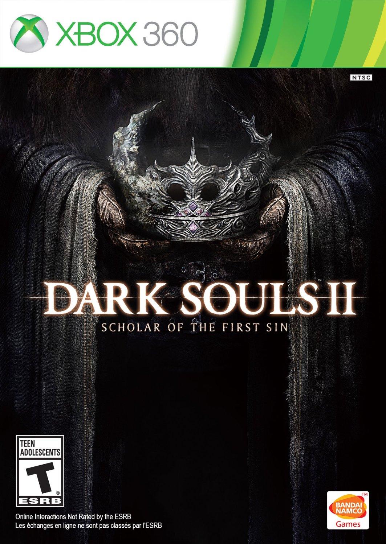 Dark Souls II Scholar of the First Sin (2 Xbox 360)
