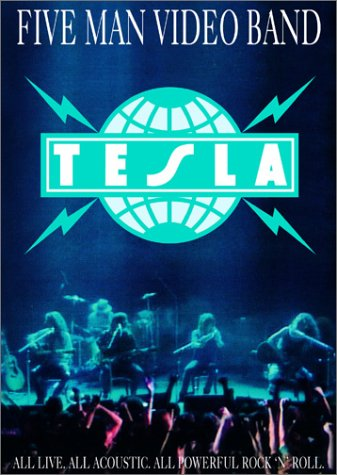 Tesla Five Man Video Band