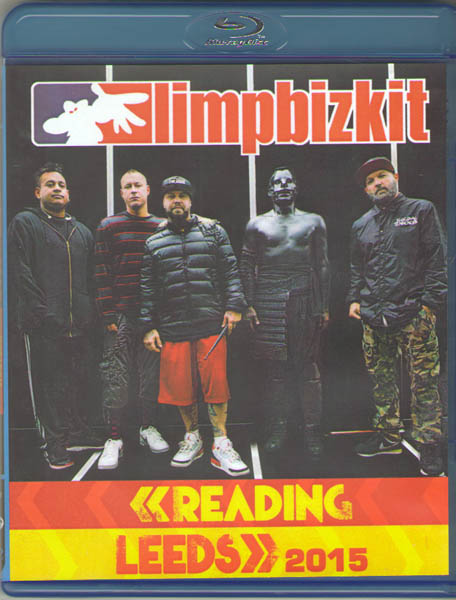 Limp Bizkit Reading Leeds Festival (Blu-ray)