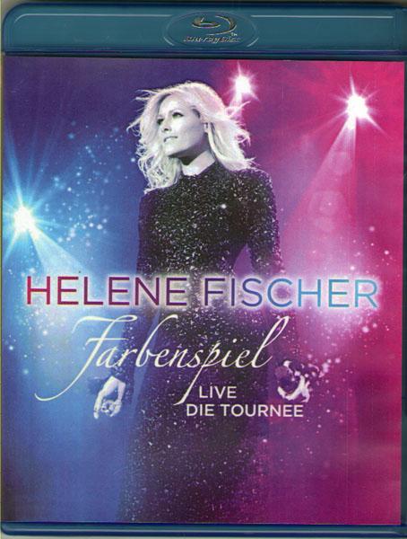 Helene Fischer Farbenspiel Live Die Tournee (Blu-ray)