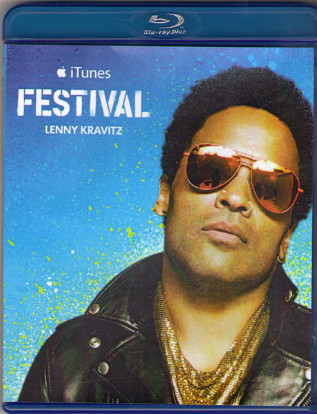 Lenny Kravitz iTunes Festival London (Blu-ray)